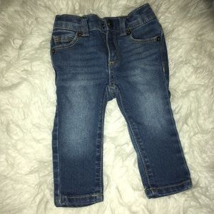 Baby Blue Jeans 6-12 mo